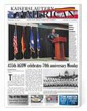 Kaiserslautern American newspaper