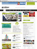 Military in Germany homepage