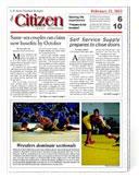 The Stuttgart Citizen newspaper