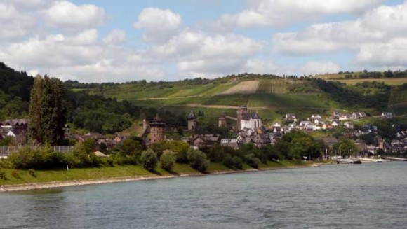 Rhine River tour, Germany