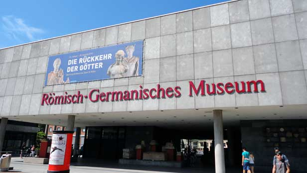 Romisch Germanisches Museum