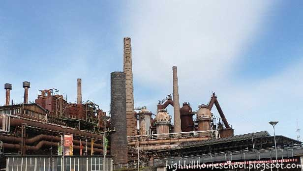 Volklingen Steel Factory, Germany