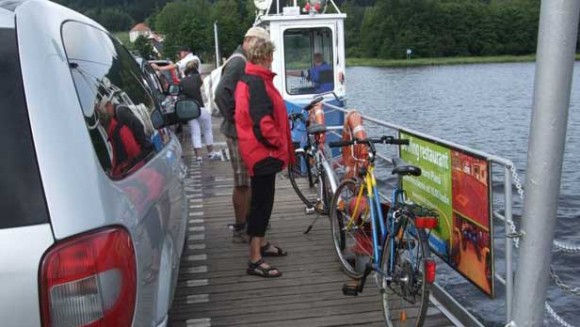 Biking in the Czech Republic