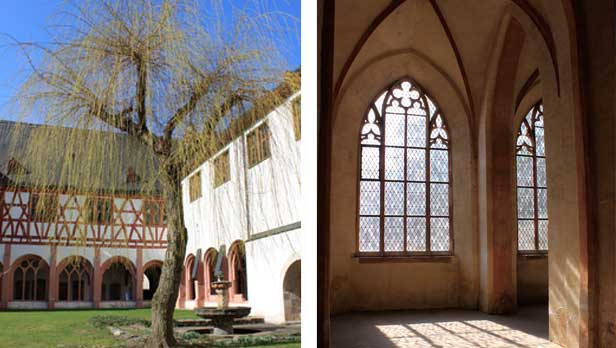 Kloster Eberbach in Germany