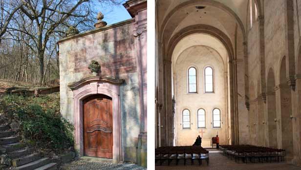 Kloster Eberbach near Eltville, Germany