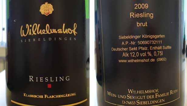 Tips for reading German wine labels