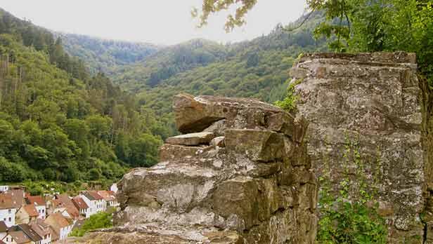 Hiking Wolfstein