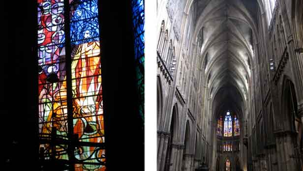 Metz Saint Stephen Cathedral