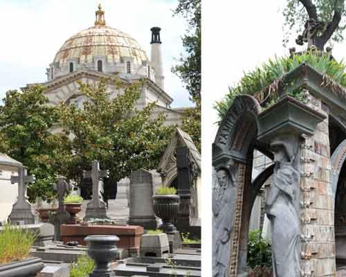Paris' Pere Lachaise cemetery