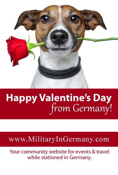 Valentines Day Germany