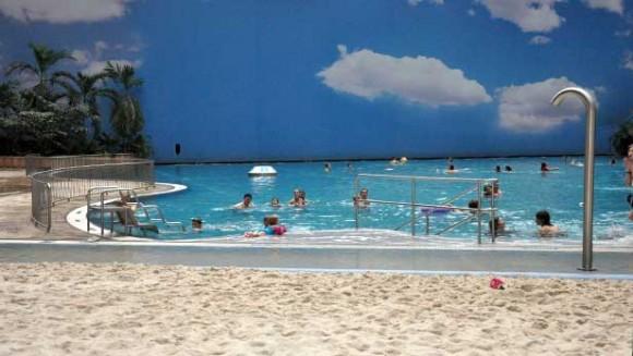 Berlin S Tropical Island Indoor Waterpark Travel Events