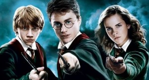 Dressing up as Harry Potter Characters at Halloween