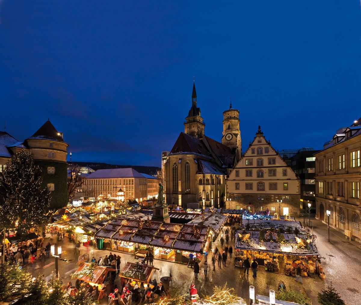 Christmas In Stuttgart Germany.Christmas Markets In The Stuttgart Region Travel Events