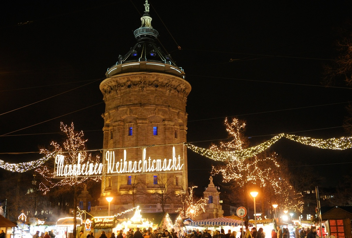 Christmas Cheer in Mannheim