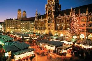 Christmas Markets munich