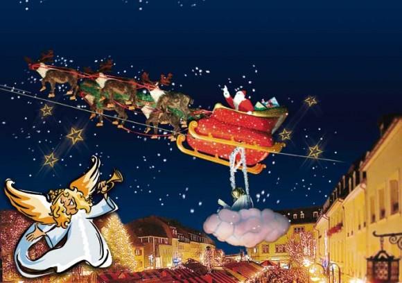 Spend A Wonderful Christmas Time In Saarbrucken