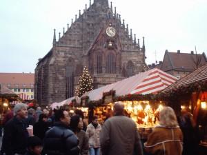 Julia Nuremberg Christmas market