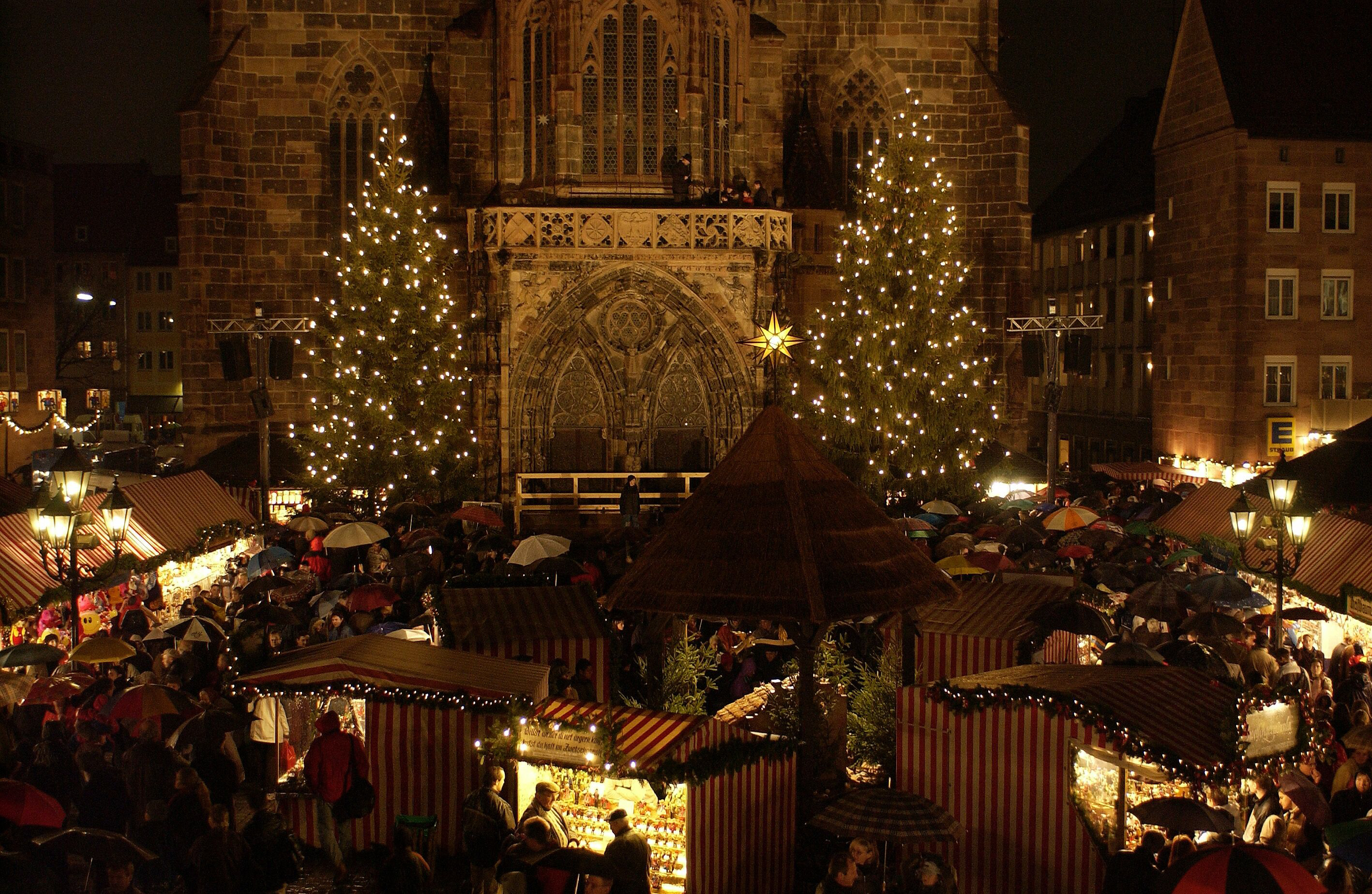 Christmas Town In Germany.Top 5 Christmas Markets In Germany Travel Events