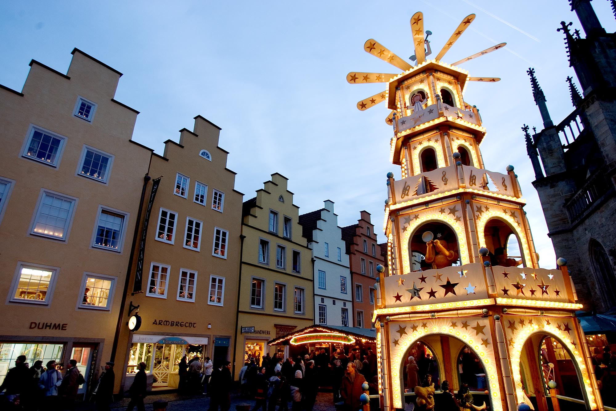 Christmas Market Tours Europe