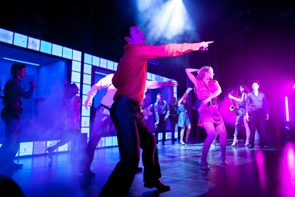 Saturday Night Fever The Musical Travel Events