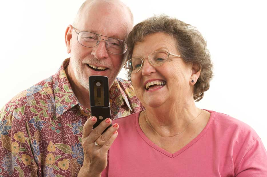 Keeping in touch with Grandparents