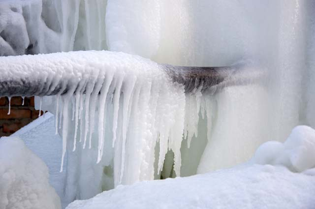 Stop your pipes freezing this winter