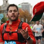David Sweeney's Marathon Journey