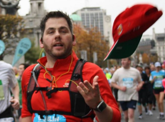 David Sweeney's Marathon Journey