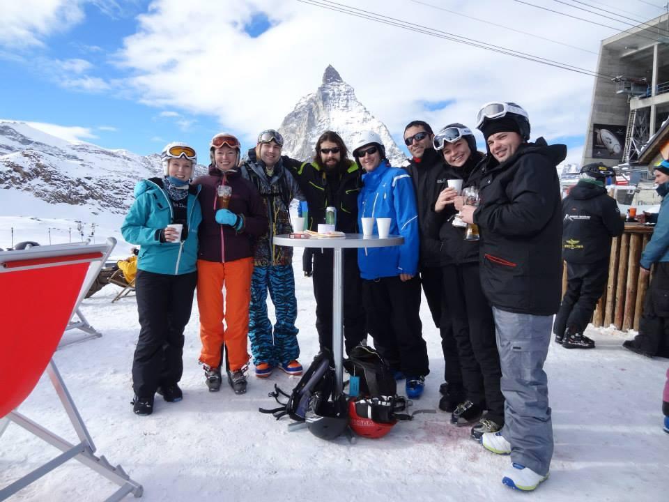 Tannenbaum Ski Club