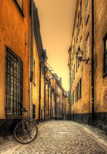 Sweeden Street