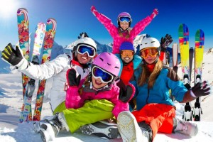 Everything you wanted to know about skiing