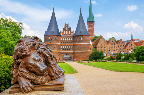 Fall in Love with Lübeck