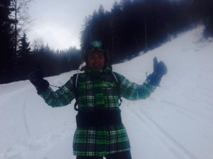 Skiing and snowboarding in Feldberg