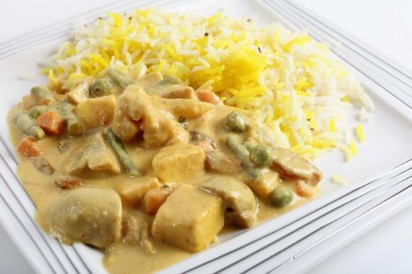 Indian Valentine's Dinner