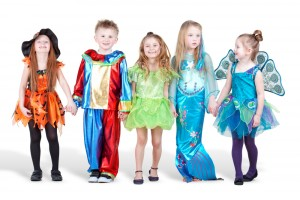 Carnival costumes for children