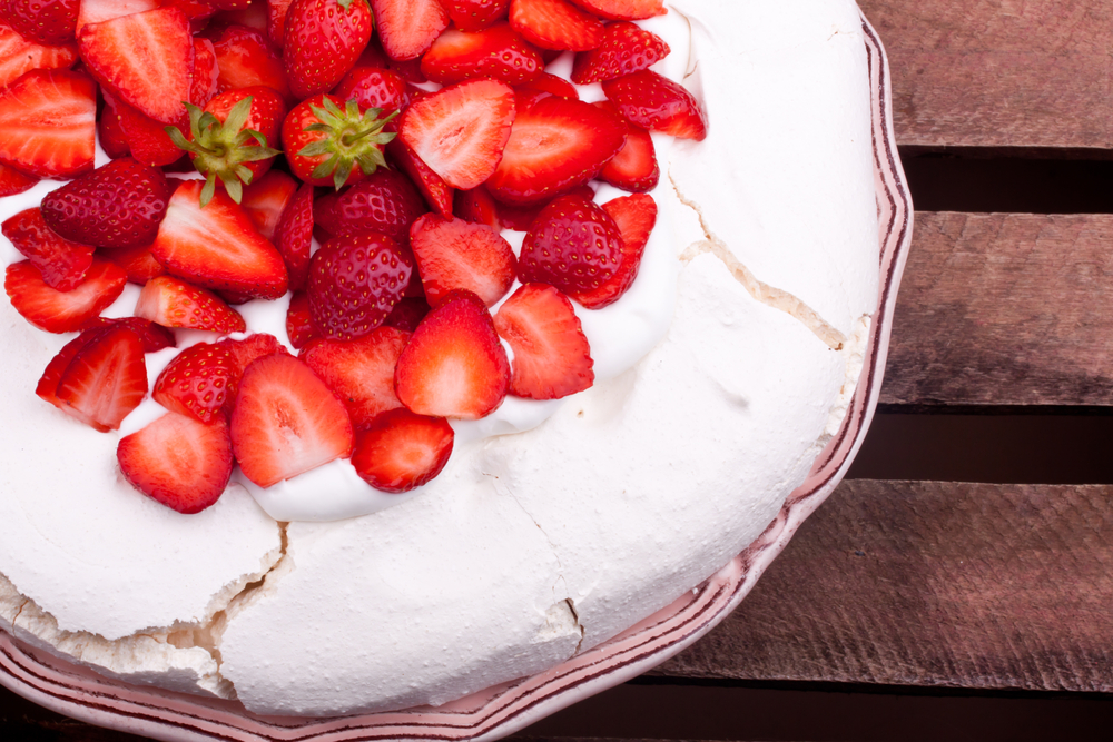 Valentines Day Pavlova Recipe