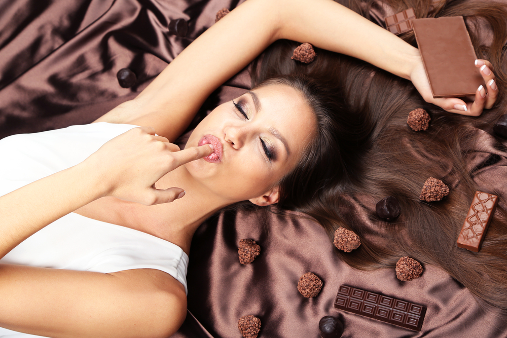 The Love and Lust of Chocolate