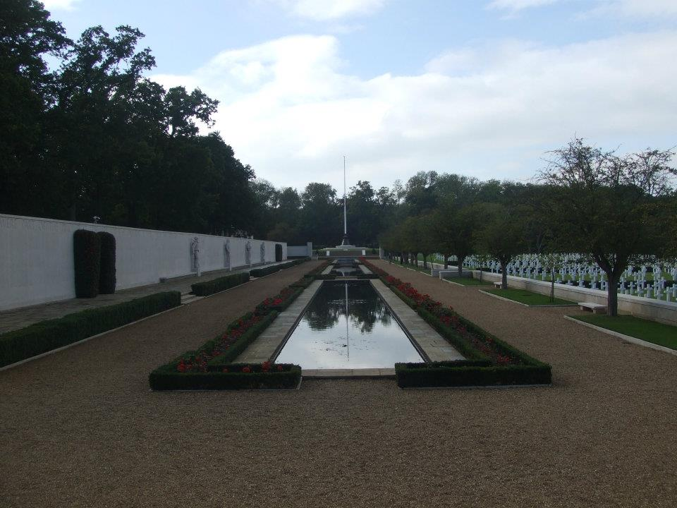 The American Cemetery Cambridge