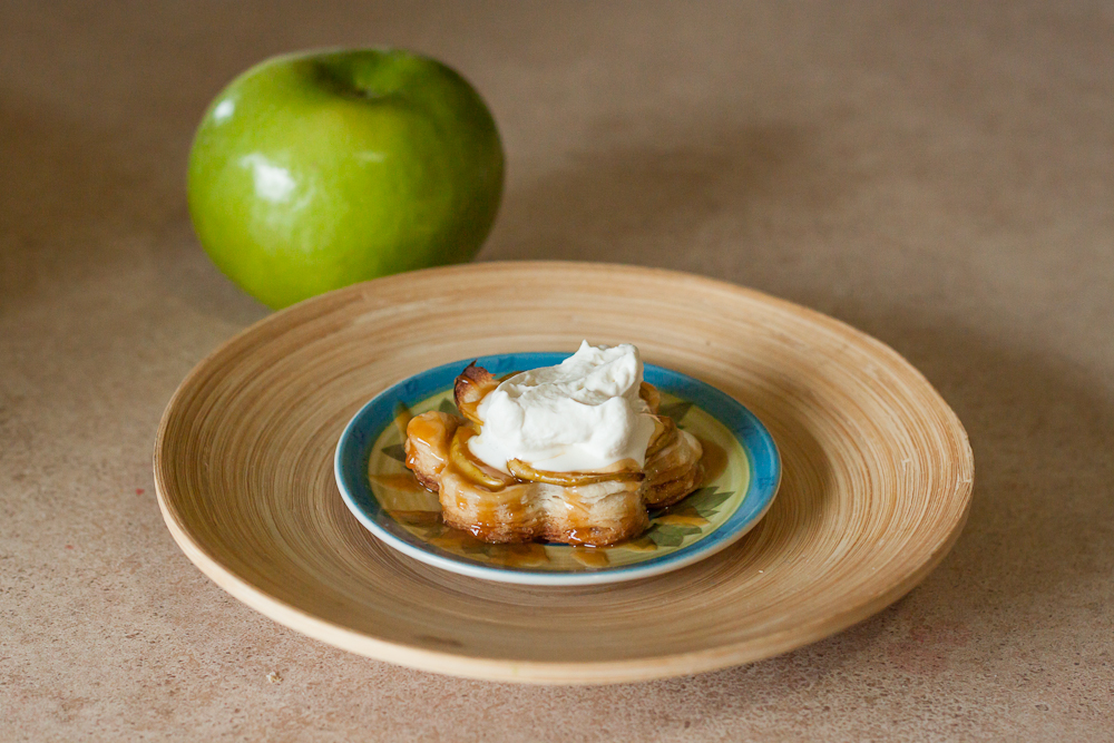 Caramel Apple Tart-2