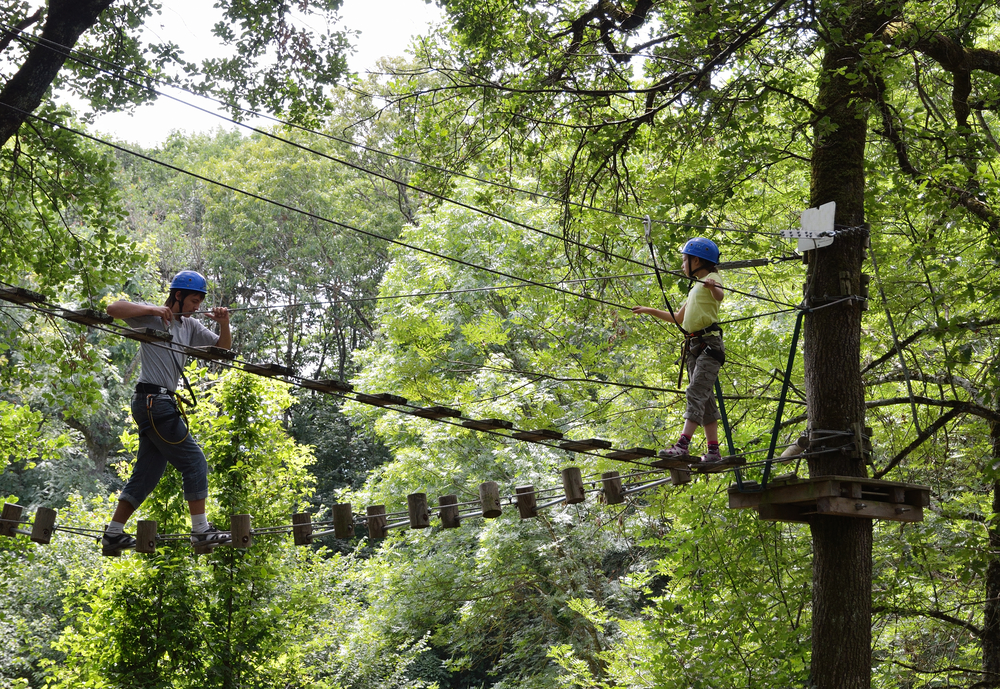 High Ropes near Stuttgart