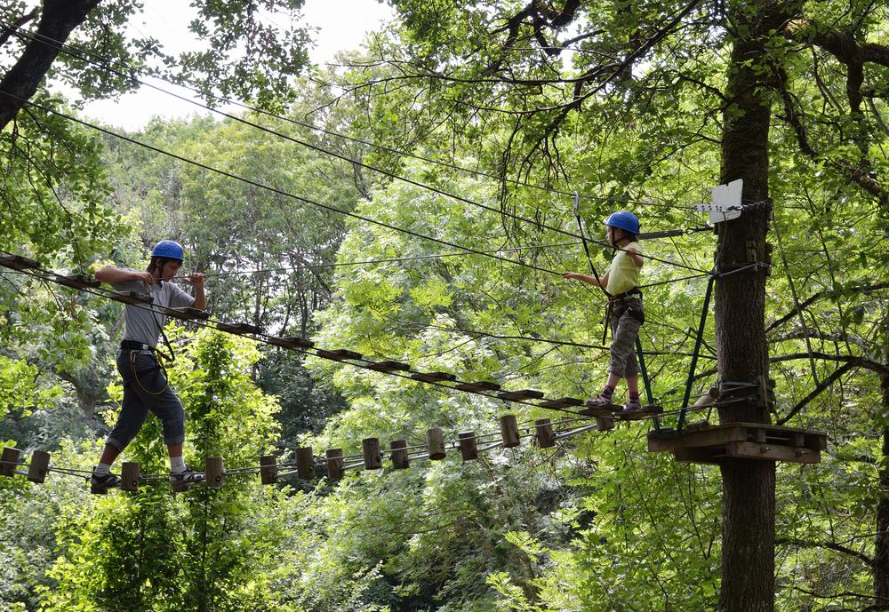 High Ropes near Stuttgart