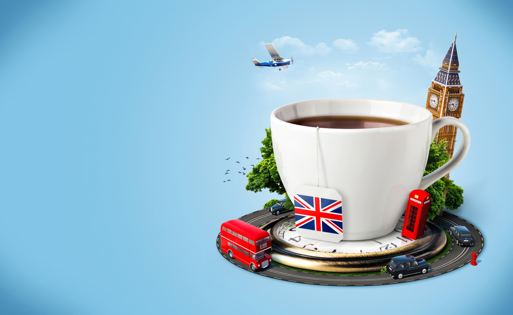 Top Ten Places for Afternoon Tea in London