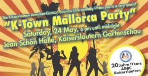 K-Town Mallorca Party