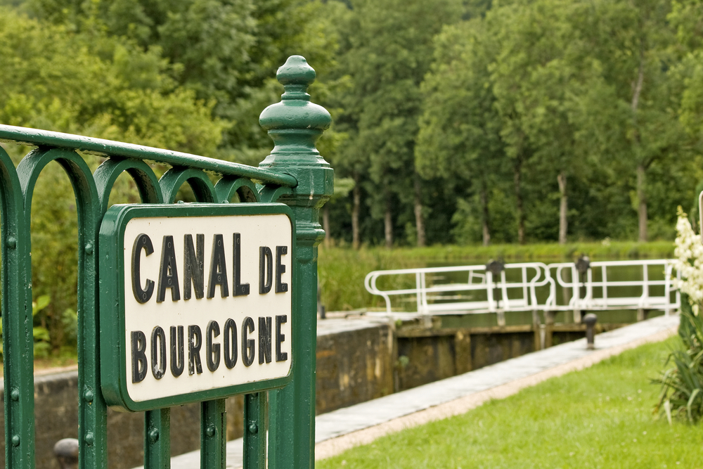 Boating the Burgundy Canals