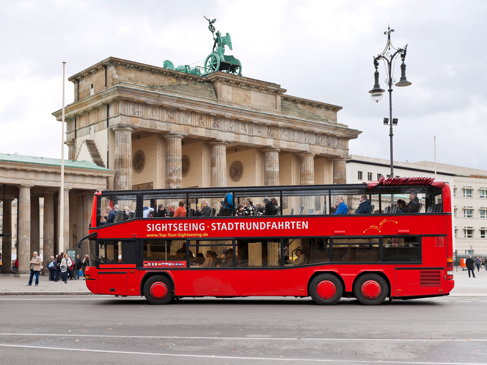 Bus Tour of Berlin