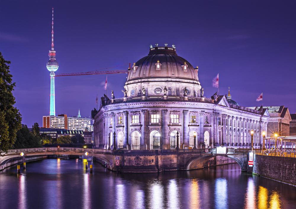 Berlin Museum Insel