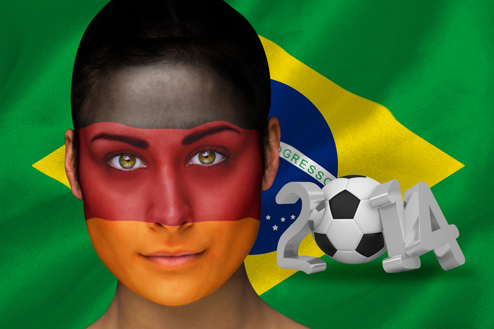 Get Behind Germany in the World Cup Final