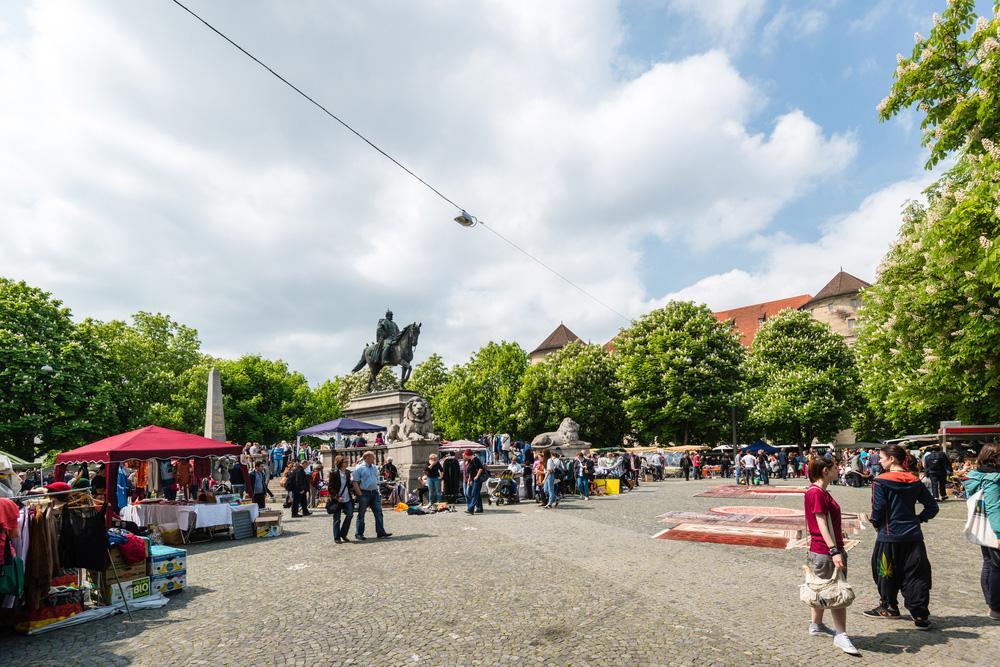 Stuttgart Flea Market