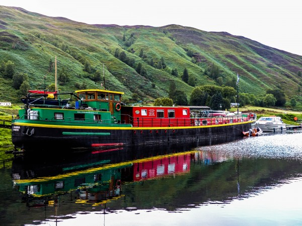 Discover The Great Glenway - Scotland