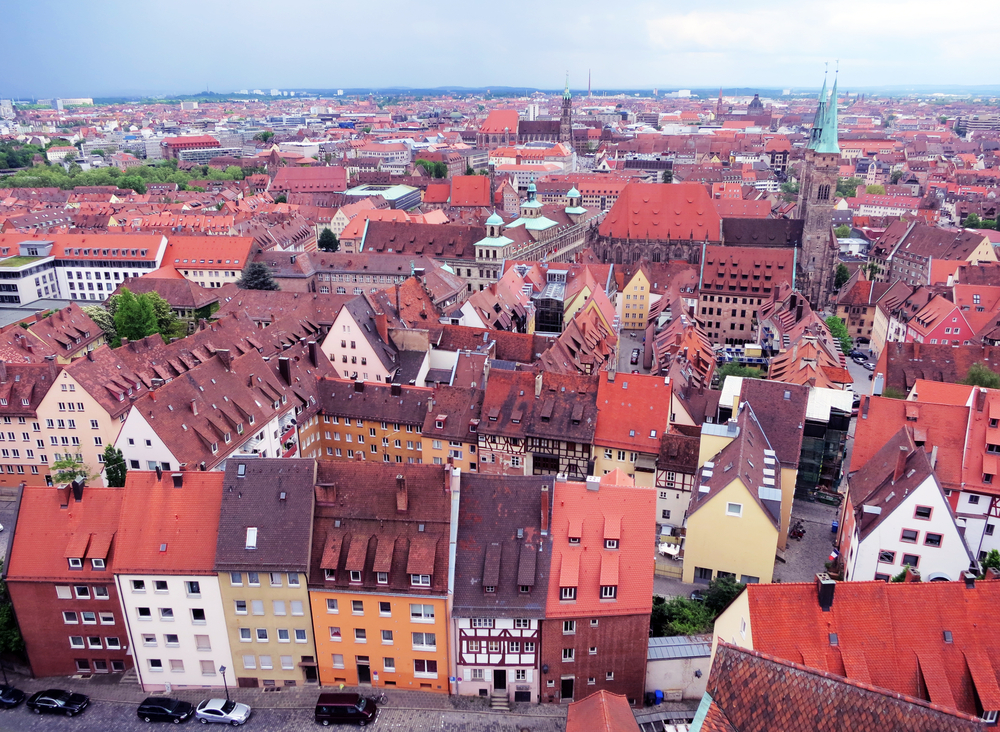 Nuremberg, the Bavarian Jewel